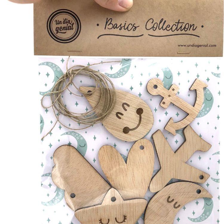 Flatlay Basic Collection
