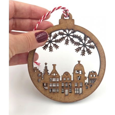 Bola de Navidad White City